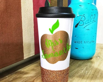 Teachers gift 20oz coffee cup