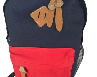 Owen 30L Canvas Backpack 210D Lining