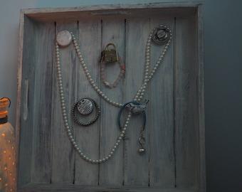 Jewellery or Key Holder.