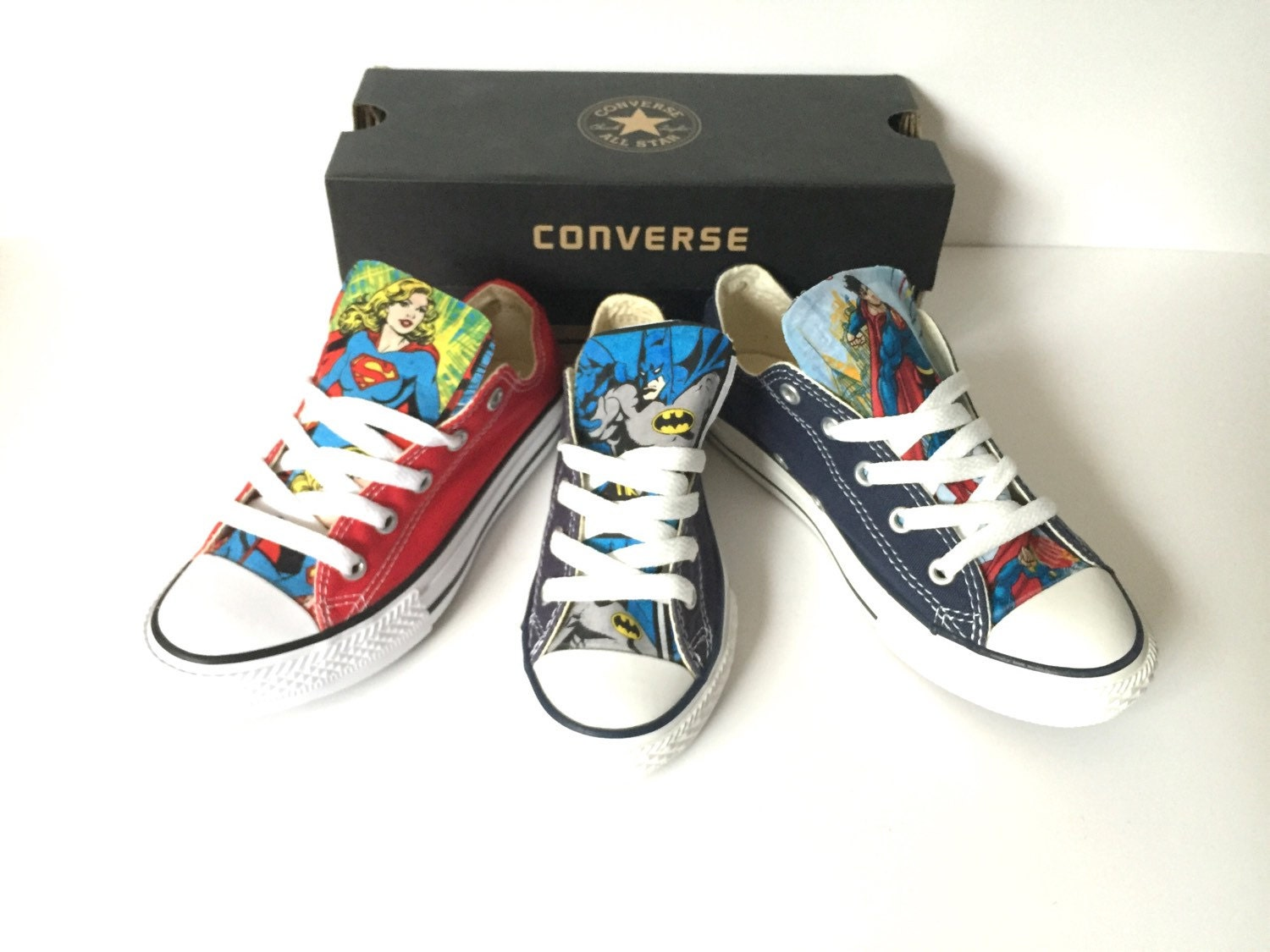 batman converse kids