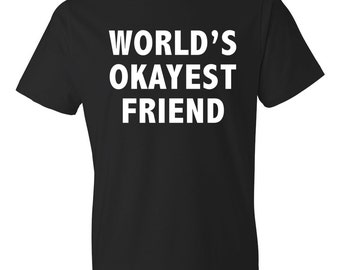 Best Friend Gifts. Best Friend Shirts. Best Friend Tops. Best Friends. Friendship Gift, Friendship Shirt, Shirt for Friends, Gift #OS239