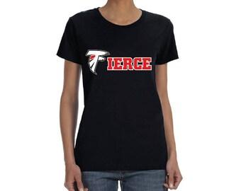 St. Johns Redwings FIERCE T-Shirt Womens