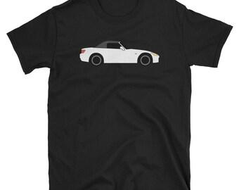 Honda s2000 Shirt - S2k Tshirt Vtec Honda JDM Shirt Honda Civic, Honda Poster, Honda Sticker, Type R, Honda Gift, Tuner, Spoon, Mugen, Crx