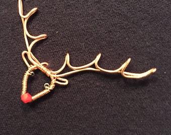 Rudolph pin/broach