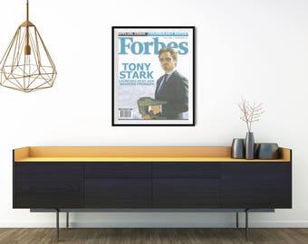 Ironman,Forbes,Robert John Downey Jr.,Stark,Tony Stark, Digital Download