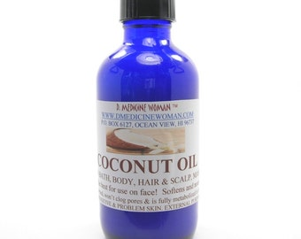 Cold pressed coconut oil best quality premium extra virgin coconut oil natural organic coconut oil 4 oz