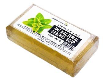 Antibakterieller Oregano Seife, 100 % natürliche, stark antiseptisch. Malassezia Furfur Behandlung.