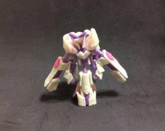Felt Robot Toy- Light Mage Mecha