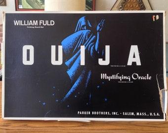 William Fuld OUIJA Board Parker Brothers