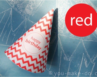 Free Birthday Printables Boy ~ Black party hat printables black birthday hats birthday party