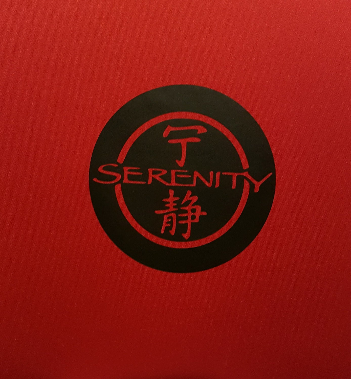 Firefly Serenity Logo Bold Style Vinyl Decal Multiple