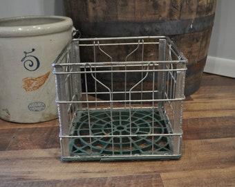 Vintage Edarburg DY Milk Crate