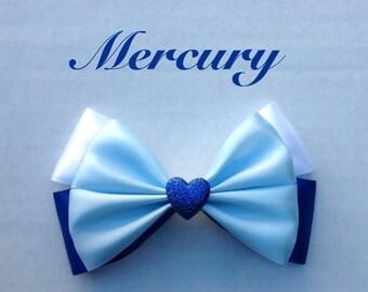 mercury hair bow