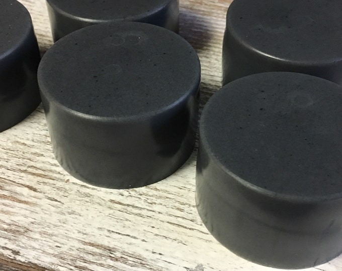 Goat's Milk Lava Bar / Activated Charcoal Soap