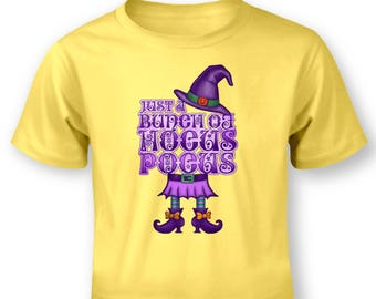 Just A Bunch Of Hocus Pocus baby t-shirt