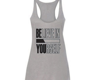 Fitness tank top with sayings, Workout tank, Gym Tank Top, Workout Shirts, Workout tank for Women, Gym Wear, Gym Apparel, Womens Workout