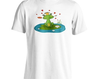 frog princess Men's T-Shirt v693m