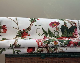 Vintage Liberty 'Keswick' Fabric/2 Metres/Craft Supplies & Tools/ Haberdashery/ Sewing/SALE (001N)