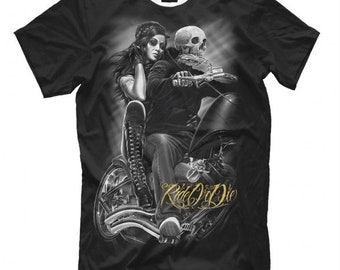 Ride or the T-shirt