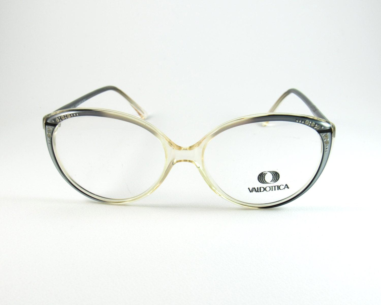 Valdottica Mod:523 Strass Cat Eye Valdottica Brille