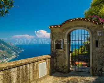 Amalfi Coast, Italy, The Protected Path