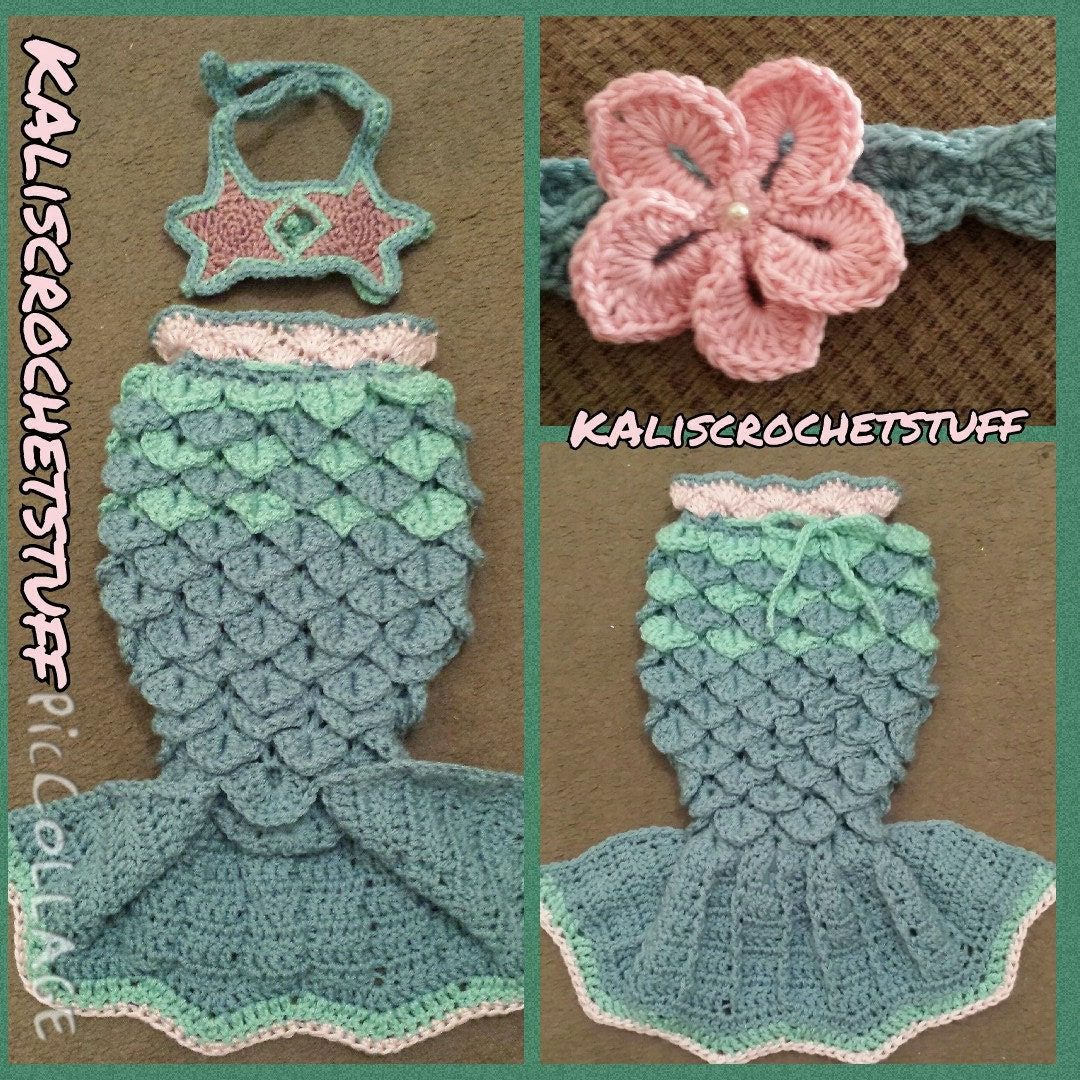 Crochet mermaid tail pattern pdf instant download chevron zoom bankloansurffo Choice Image