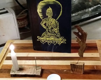 "Buddhist ""travel shrine"" - daily Buddha #8"