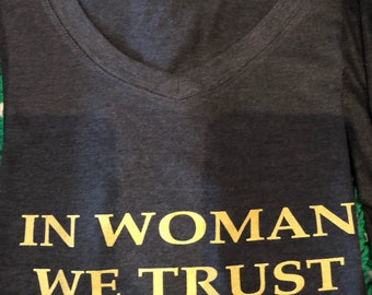 In Woman We Trust