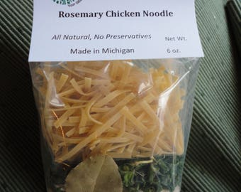 Rosemary Chicken Noodle Soup Mix