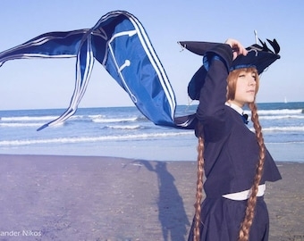 Wadanohara true end cosplay print