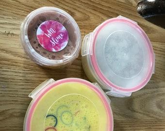 Triple slime set :)