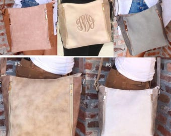 Monogram purse, monogram crossbody, monogram charlotte crossbody, monogram large crossbody, monogram leather purse, monogram leather