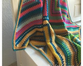 Boho Hippie Blanket