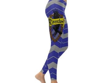 Raven Crest Leggings