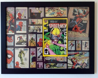 80s Comic Book Art - Modern Age - 1986