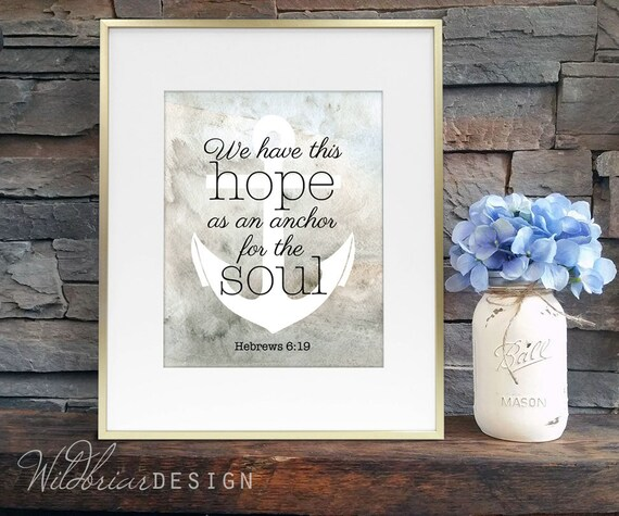 Amazing Printable Wall Art Watercolor Scripture Quote Bible Verse
