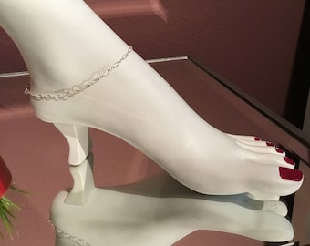 SS Chain Anklet