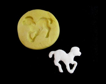 Silicone lamb mold,push lamb mold,lamb mold, food mold. craft mold, soap mold,clay mold,mould  , # 13 s