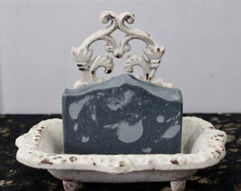 Activated Charcoal & Tea Tree Soap