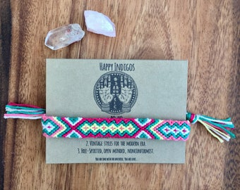 Beautiful friendship bracelet (sale!)