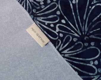 cover of cotton batique/cotton cove batik