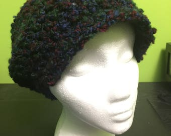 Newsboy style beanie // Gift for her // Womens gift // Beanie with brim // FREE SHIPPING within Canada