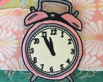 Alarm Clock Patch