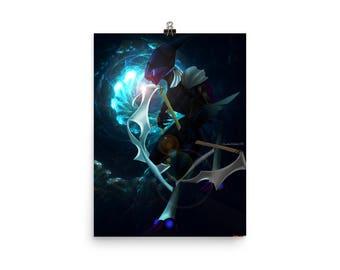 Poster- sentinel shark