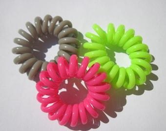 3 flexible bracelets size child (AB42)
