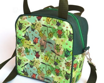Spirits of the forest lunch box / lunch bag