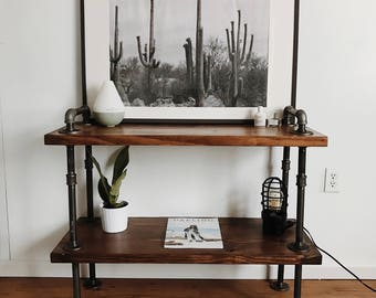 2-Tier Shelf Unit