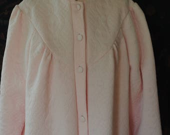 Gown pink 1950