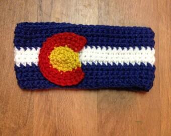 Original CO Flag Headband