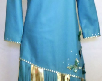 Used Rodeo Queens dress worn one time
